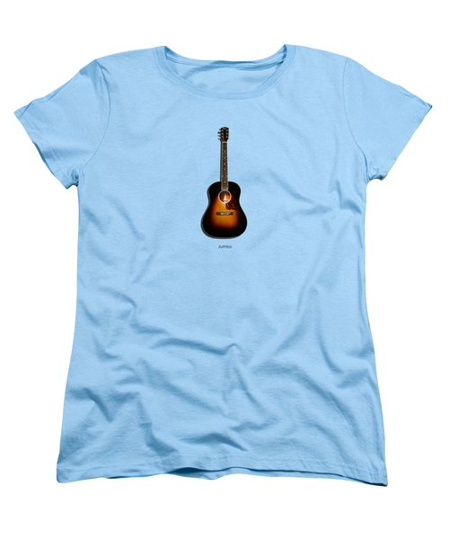 Gibson Original Jumbo 1934 Women's T-Shirt (Standard Cut) by Mark Rogan