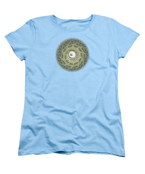 Biohazard Women's T-Shirt (Standard Cut) by Anastasiya Malakhova