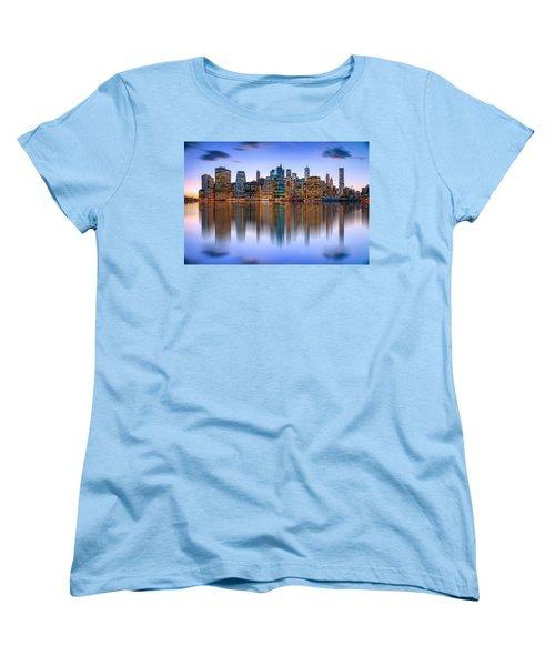 Bold And Beautiful Women's T-Shirt (Standard Cut) by Az Jackson