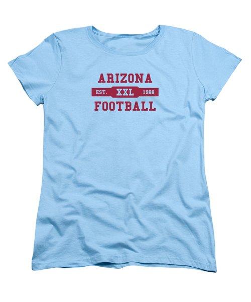 Cardinals Retro Shirt Women's T-Shirt (Standard Cut) by Joe Hamilton