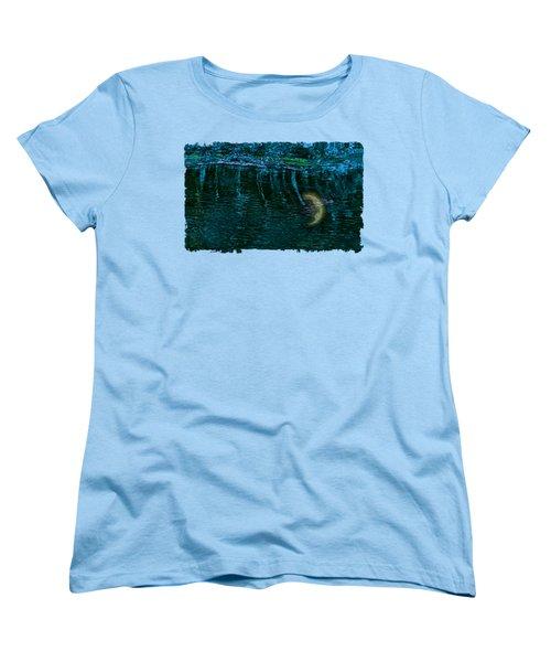 Dark Waters 2 Women's T-Shirt (Standard Cut) by John M Bailey