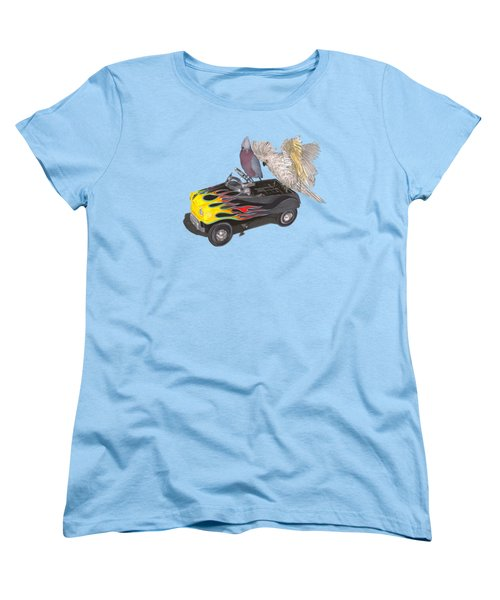 Julies Kids Women's T-Shirt (Standard Cut) by Jack Pumphrey