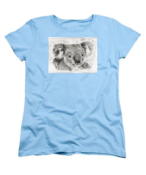 Koala Newport Bridge Gloria Women's T-Shirt (Standard Cut) by Remrov