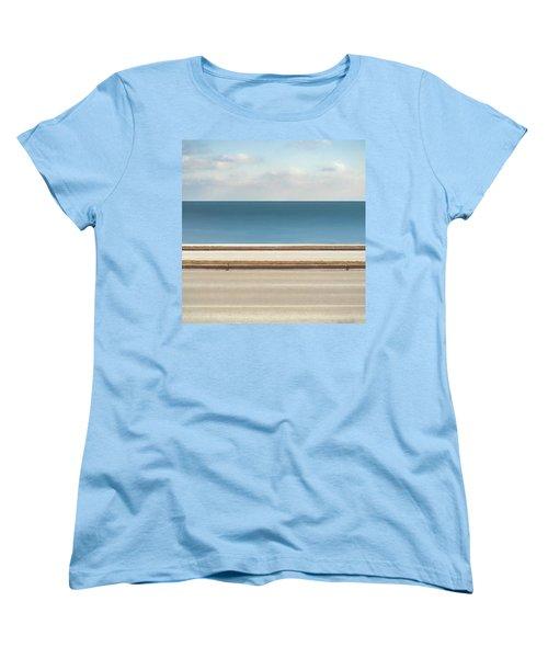 Lincoln Memorial Drive Women's T-Shirt (Standard Cut) by Scott Norris