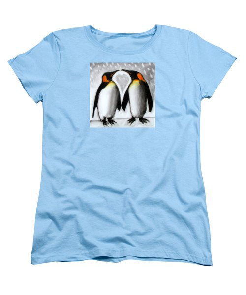 Love Women's T-Shirt (Standard Cut) by Paul Powis