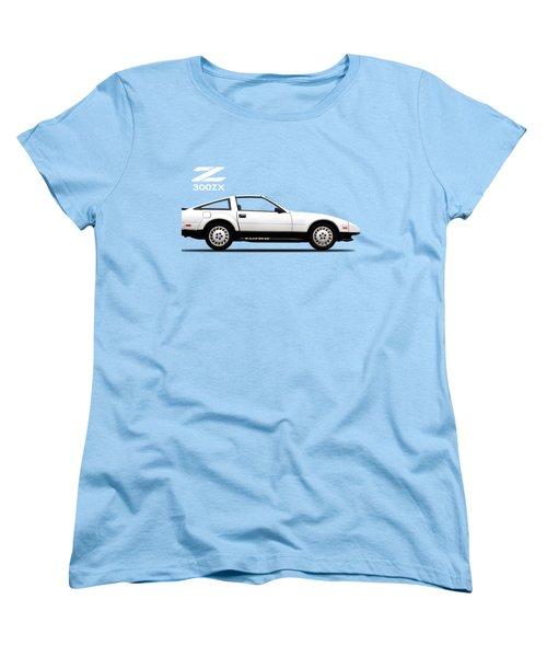 Nissan 300zx 1984 Women's T-Shirt (Standard Cut) by Mark Rogan