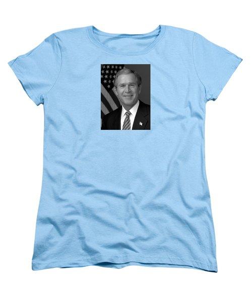 President George W. Bush Women's T-Shirt (Standard Cut) by War Is Hell Store