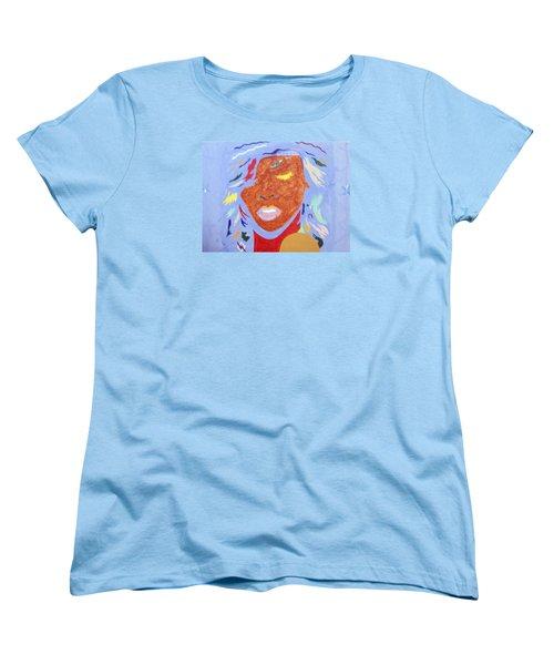 Rihanna Loud Women's T-Shirt (Standard Cut) by Stormm Bradshaw