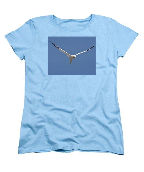 Speed Adjustment Women's T-Shirt (Standard Cut) by Tony Beck