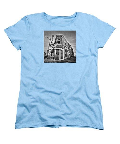 Sun Studio - Memphis #2 Women's T-Shirt (Standard Cut) by Stephen Stookey
