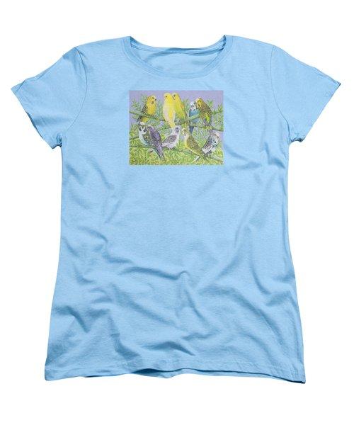 Sweet Talking Women's T-Shirt (Standard Cut) by Pat Scott