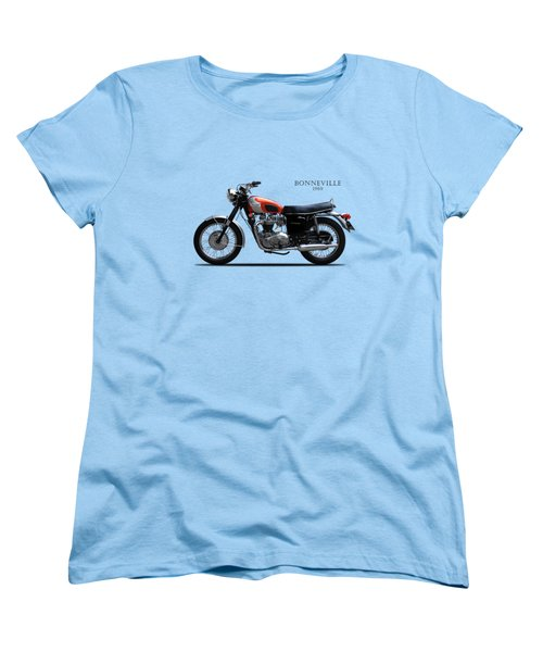 The 69 Bonnie Women's T-Shirt (Standard Cut) by Mark Rogan