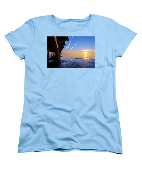 Women's T-Shirt (Standard Cut) featuring the photograph The Chosen by Thierry Bouriat