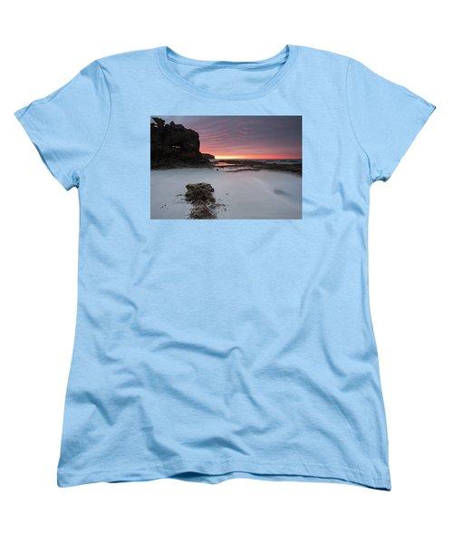 Window On Dawn Women's T-Shirt (Standard Cut) by Mike  Dawson