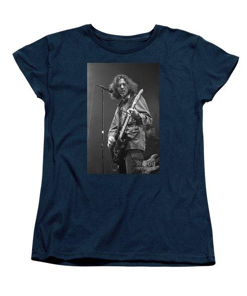 Pearl Jam Women's T-Shirt (Standard Cut) by Concert Photos