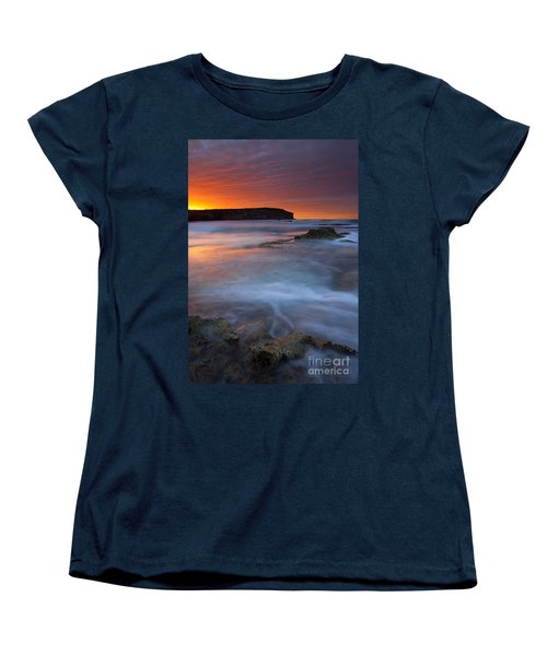 Pennington Dawn Women's T-Shirt (Standard Cut) by Mike  Dawson