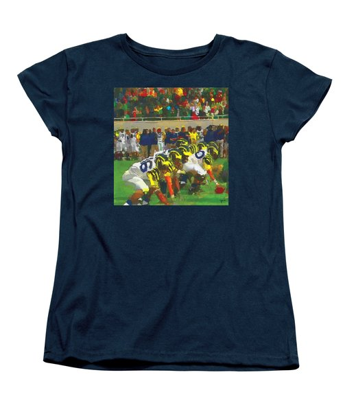 The War Women's T-Shirt (Standard Cut) by John Farr