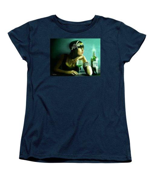 Absinthe Women's T-Shirt (Standard Cut) by Jason Longstreet