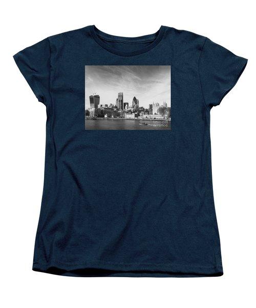 City Of London  Women's T-Shirt (Standard Cut) by Pixel Chimp