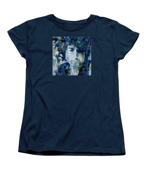 Dylan Women's T-Shirt (Standard Cut) by Paul Lovering