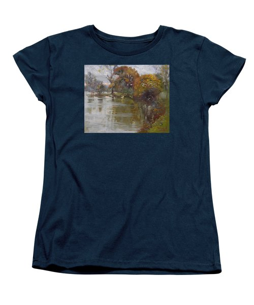 November 4th At Hyde Park Women's T-Shirt (Standard Cut) by Ylli Haruni