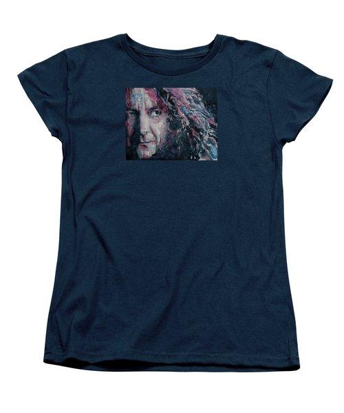 Stairway To Heaven Women's T-Shirt (Standard Cut) by Paul Lovering