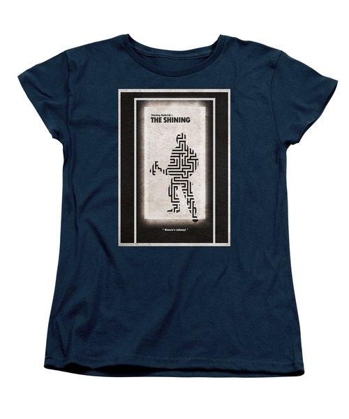 The Shining Women's T-Shirt (Standard Cut) by Ayse Deniz