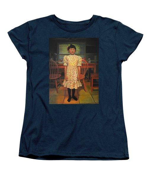The Valentine Dress Women's T-Shirt (Standard Cut) by Thu Nguyen