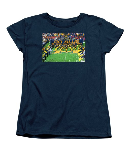 Wolverines Rebirth Women's T-Shirt (Standard Cut) by John Farr