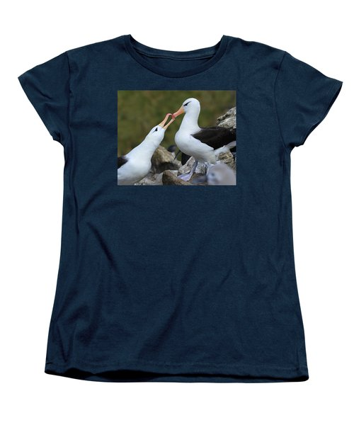 You're The One Women's T-Shirt (Standard Cut) by Tony Beck