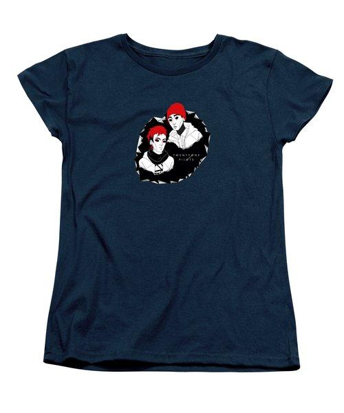 21pilots Art Women's T-Shirt (Standard Cut) by Mentari Surya