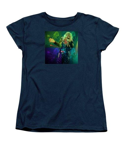 Adrenalized  1993 Women's T-Shirt (Standard Cut) by Luisa Gatti