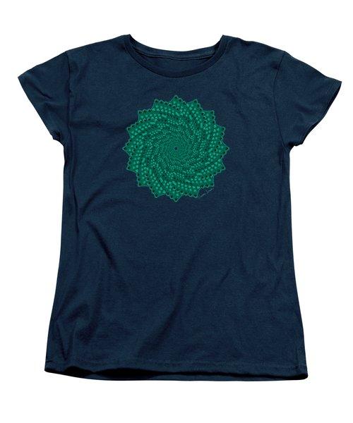 Alligator-dragon Tail Women's T-Shirt (Standard Cut) by Heather Schaefer
