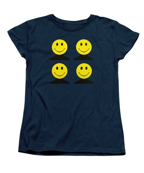 Andy Called It Acieed Remix Women's T-Shirt (Standard Cut) by Oliver Johnston