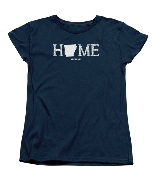 Ar Home Women's T-Shirt (Standard Cut) by Nancy Ingersoll
