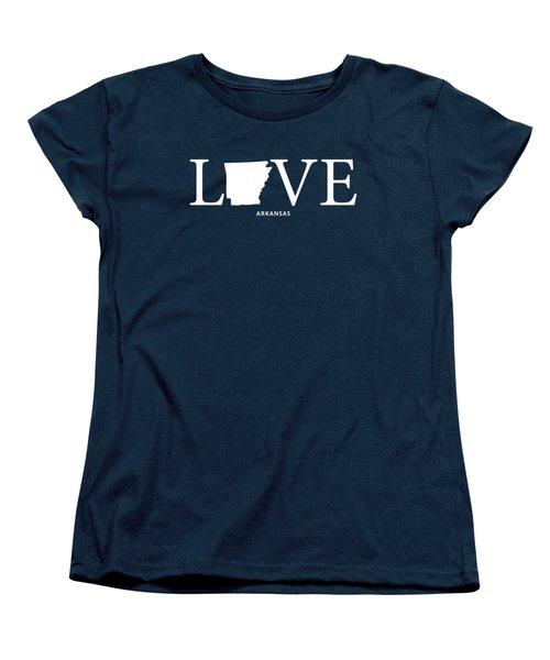 Ar Love Women's T-Shirt (Standard Cut) by Nancy Ingersoll
