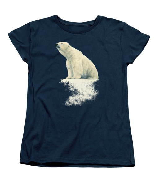 Something In The Air Women's T-Shirt (Standard Cut) by Lucie Bilodeau