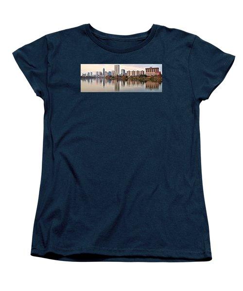 Austin Elongated Women's T-Shirt (Standard Cut) by Frozen in Time Fine Art Photography