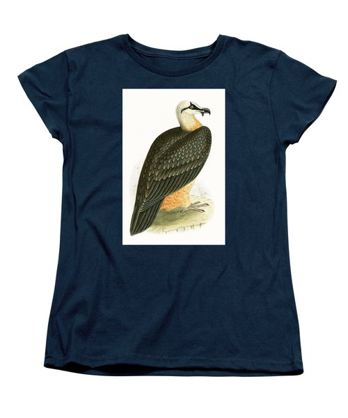 Bearded Vulture Women's T-Shirt (Standard Cut) by English School