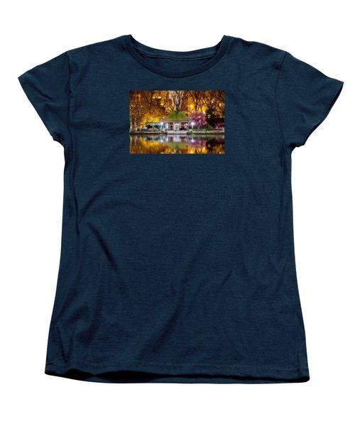 Central Park Memorial Women's T-Shirt (Standard Cut) by Az Jackson