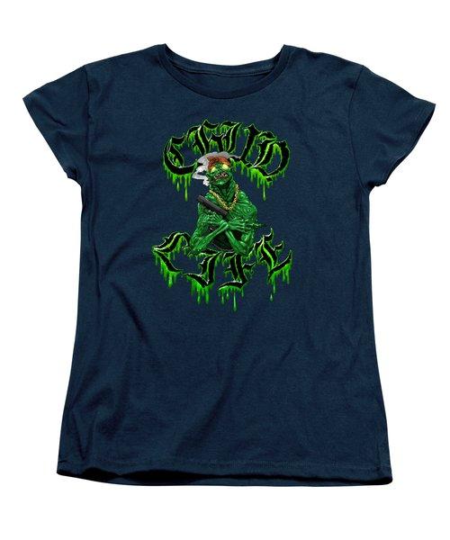 C.h.u.d. Life Women's T-Shirt (Standard Cut) by Kelsey Bigelow