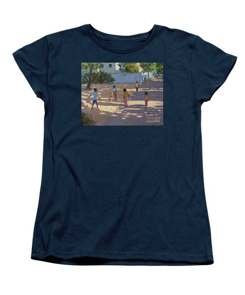Cochin Women's T-Shirt (Standard Cut) by Andrew Macara