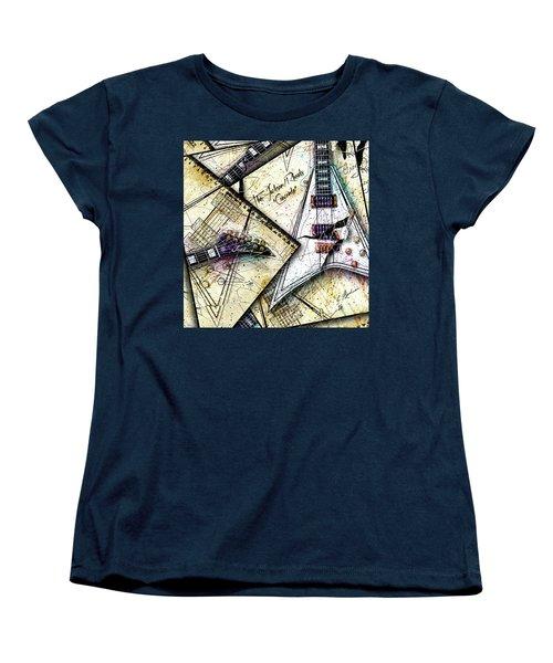Concordia Women's T-Shirt (Standard Cut) by Gary Bodnar