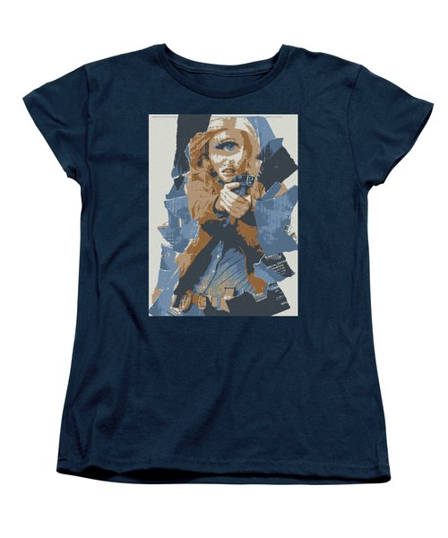 Dont Worry I Can See Women's T-Shirt (Standard Cut) by Michael Curry