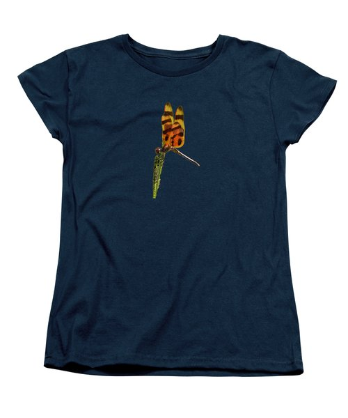 Halloween Pennant Dragonfly .png Women's T-Shirt (Standard Cut) by Al Powell Photography USA