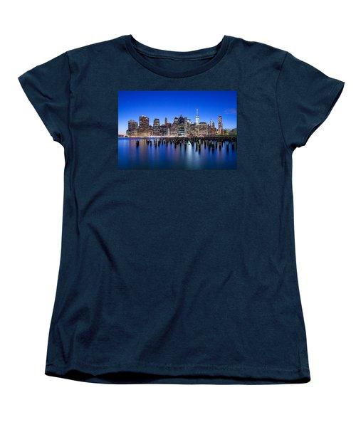 Inspiring Stories Women's T-Shirt (Standard Cut) by Az Jackson