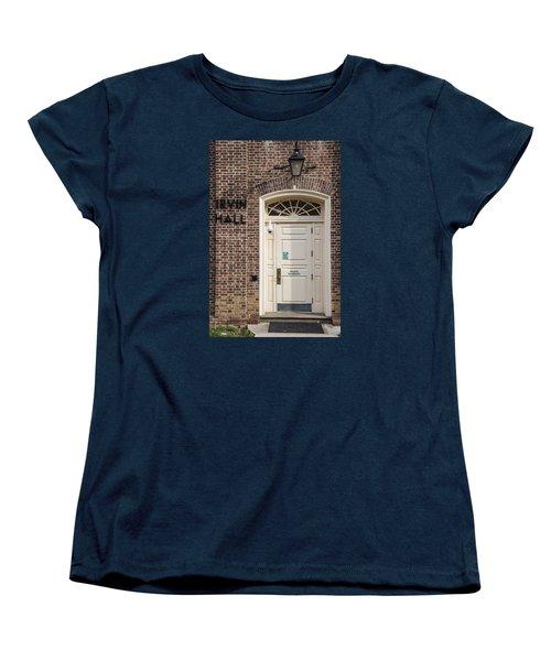 Irvin Hall Penn State  Women's T-Shirt (Standard Cut) by John McGraw