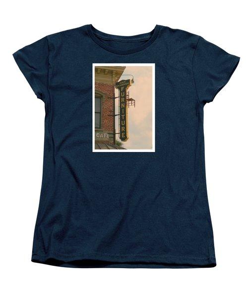 Juan's Furniture Store Women's T-Shirt (Standard Cut) by Robert Youmans