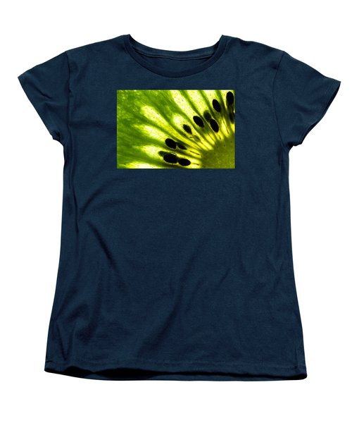 Kiwi Women's T-Shirt (Standard Cut) by Gert Lavsen