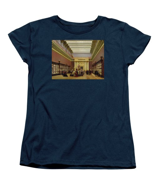La Galerie Campana Women's T-Shirt (Standard Cut) by Charles Giraud